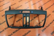 BMW X5 E70 OEM REAR AIR VENT SURROUND COVER TRIM IN BLACK