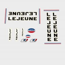 Lejeune Bicyclette Decals, transferts, stickers n.32
