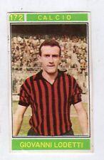 figurina - CAMPIONI DELLO SPORT PANINI 1967/68 - NUMERO 172 CALCIO LODETTI
