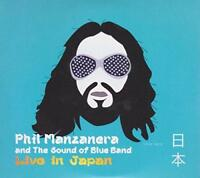 Phil Manzanera And The Sound Of Blue Band - Live In Japan (NEW 2CD)