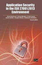 Application Security in the ISO 27001: 2013 Environment (Paperback or Softback)