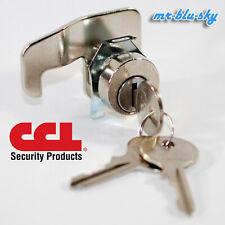 CCL - MBL82013 Mailbox Lock Clockwise Cam 3 Keys - Equivalent to C9100, C7120