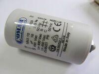 MKP Betriebskondensator 16µF / 450VAC - Motorkondensator - COMAR 40x70mm 16,0µF