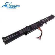 A41-X550E 15V 2950mAh Batterie Pour ASUS X550ZA X751M A450J X450J F550Z K550E