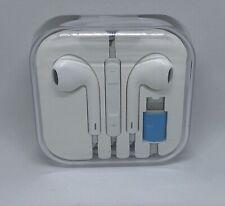 EarPods Kopfhörer 3,5mm Klinke Lightning oder USB-C Anschluss Neu OVP