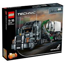 LEGO Technic 42078 Mack Anthem Truck LKW Müllwagen 2in1 N1/18