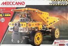 MECCANO Dump Truck Model Maker Set - 18210 8+Years STEM Education