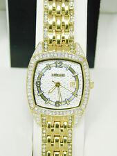 2548 Lady Quartz Battery Watch Emulate Popular Brand - Decorative Gold Tone