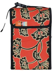 Isoki Polar Pouch Insulated Bottle Bag Aura Brand New