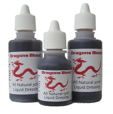Dragons Blood All Natural Liquid Dressing for Wound Management and Anti-Ageing