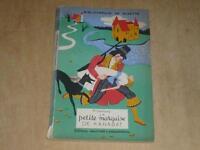 BIBLIOTHEQUE DE SUZETTE / CATALANY / MARQUISE DE KARABAT 1943 Illustré GUYDO