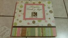 Designer Cards & Tags - Scrapbooking Book - by Tracey Niehues - HCDJ