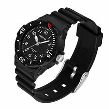 Xmas Gift for Child Boys Girl Kids Sports Quartz Watch Waterproof Analog Watches
