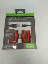 New Official Microsoft Xbox One Play & and Charge Kit Genuine