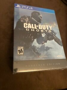 Call of Duty: Ghosts Hardened Edition PS4 New PlayStation 4 New-Unopened BOX