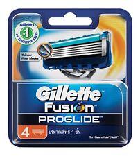 Gillette Fusion Proglide FlexBall Manual Shaving Razor Blades - 4s Free Shipping