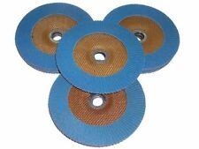 "10x 7"" Zirconia Flap Wheels zirconium grinding disc zirconia polishing welding"