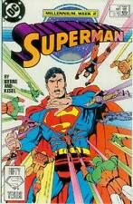 Superman (2nd series) # 13 (John Byrne) (millenium week 2) (Estados Unidos, 1988)