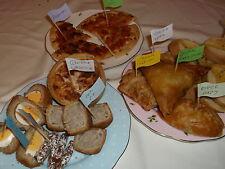 50x Palo Banderas (alimento Cóctel, Fiesta, barbacoa, bodas, Catering, tiendas, Navidad, Cupcakes)