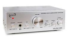 HIFI Amplificateur, Mini-amplificateur, DYNAVOX cs-pa1, petit Amplificateur, Argent