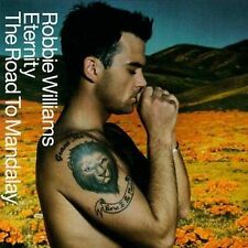 Eternity Robbie Williams MUSIC CD