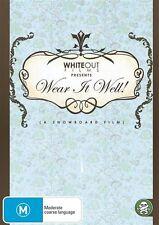Wear It Well (Snowboarding) DVD - New/Sealed Region 4 DVD
