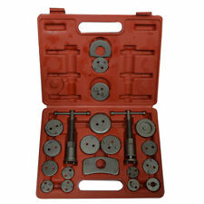 21 Pc Car Disc Brake Tools  Repair Kit  Pad Caliper Piston Rewind Disk Brakes