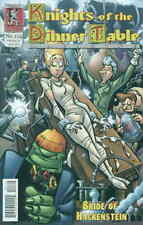 Knights of the Dinner Table #124 VF/NM; Kenzer and Company | save on shipping -