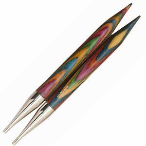 KnitPro Symfonie Wood Interchangeable Circular Knitting Needle Tips