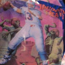 Sealed Bag Of 1996 NFL Card Grab Bag Packs-Dan Marino vs.Skeletons On Package!