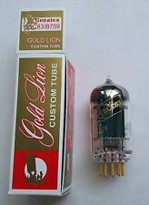 New 1x Genalex Gold Lion 12AX7 / ECC83 | One / Single Tube