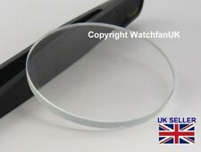 Domed Watch Crystal Fits Seiko Flightmaster Pilot 7T34-6A00 7T34-6A09 #539