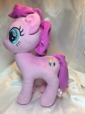 """Pinkie Pie My Little Pony Plush Stuffed Hasbro Toy Pink With Balloons 12"""""""