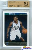 2014/15 Panini Hoops#261 Andrew Wiggins FIRST NBA ROOKIE BGS 9.5 GEM MINT Wolves