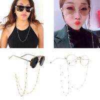 Gafas de sol Gafas de sol Gafas Gafas Soporte de cadena Cordón Collar