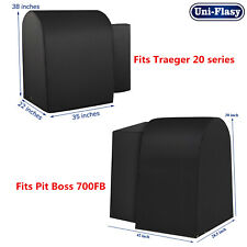 Heavy Duty Waterproof Outdoor Grill Cover for Pit Boss 700Fb,Traeger 20 Series
