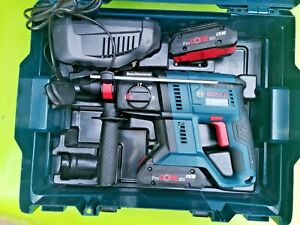 Bosch GBH 18V-20 18V SDS Hammer Drill 2 x 4.0Ah Pro Core BATTERY