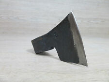 1,60 LBS RARE GERMAN QUALITY FORGED AXE HEAD HATCHET WITH SIGN
