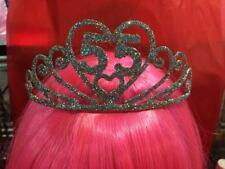 55th Birthday GLITTERED SPARKLE TIARA - Party NEW Over The Hill