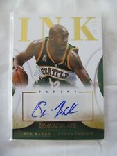 2013-14 Panini Immaculate BKB INK #24 Vin Baker Seattle Supersonics AUTO #/99 !!