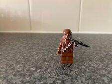 Custom Lego Compatable Star Wars Chewbacca Minifigure