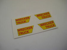 Corgi Juniors No 31 Wrecker Truck Land Rover Pickup Truck Stickers - B2G1F