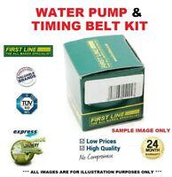 Pompa Acqua + Kit Cinghia Distribuzione per Alfa Romeo 156 1.9 JTD 2003-2005