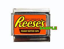 Reeses Peanut Butter Custom Italian Charm Candy