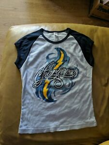 Los Angeles Chargers Girls Shirt sz XL