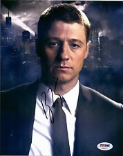 PSA DNA BEN McKENZIE as JIM GORDON GOTHAM AUTOGRAPHED SIGNED 8x10 PHOTO 2 BATMAN