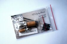 FERRULE STOPPERS plugs made for vintage Hardy Carbon Match 13' float rod