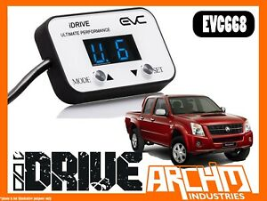HOLDEN RODEO RA7 DIESEL 2007-2008 IDRIVE WINDBOOSTER THROTTLE CONTROLLER I DRIVE