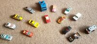 Vintage Bundle x 15 Matchbox toy cars diecast for restoration 70s 80s 90s