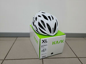 KASK Mojito X - weiss - XL -TOP